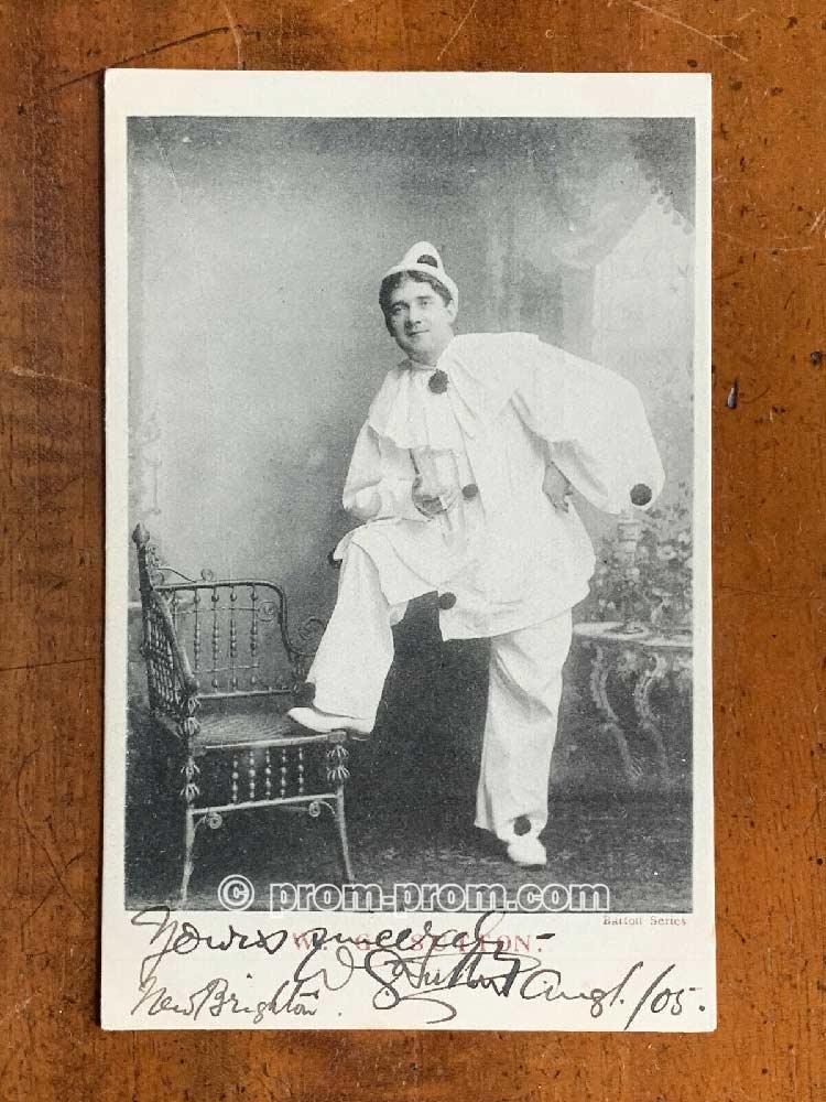 WG Sutton, 1905
