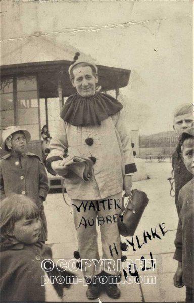 Walter Aubrey Hoylake 1921