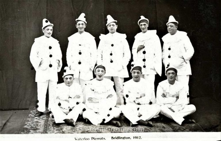 Waterloo Pierrots Bridlington 1912 (1)