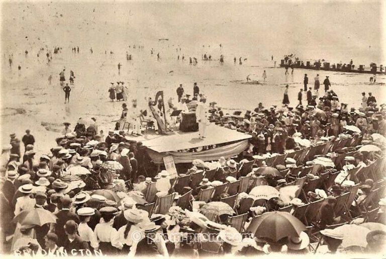 Waterloo Pierrots Bridlington 1912 (2)