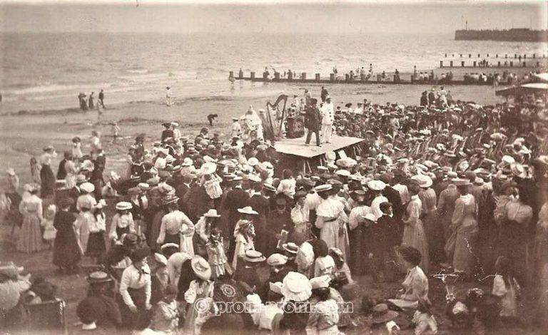 Waterloo Pierrots Bridlington 1912 (3)