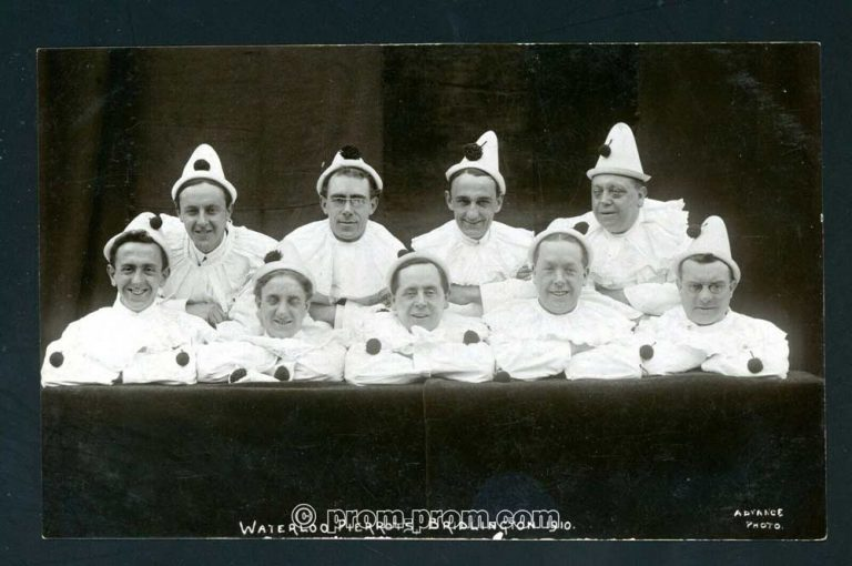 Waterloo Pierrots Bridlington 1912 (4)