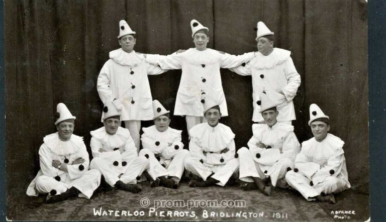 Waterloo Pierrots Bridlington 1912 (5)