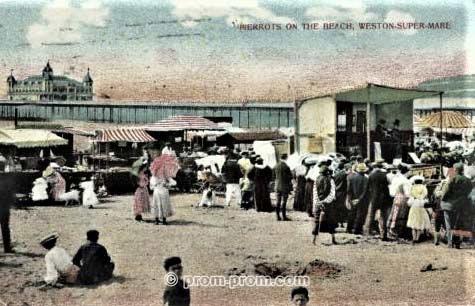 Weston Super Mare Pierrots 1913