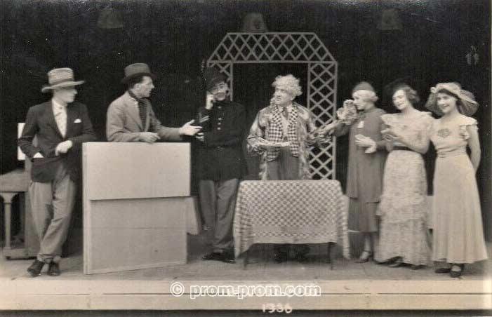 Norman Walters Vaudesques Pierrots 1936, Weymouth Dorset (5)