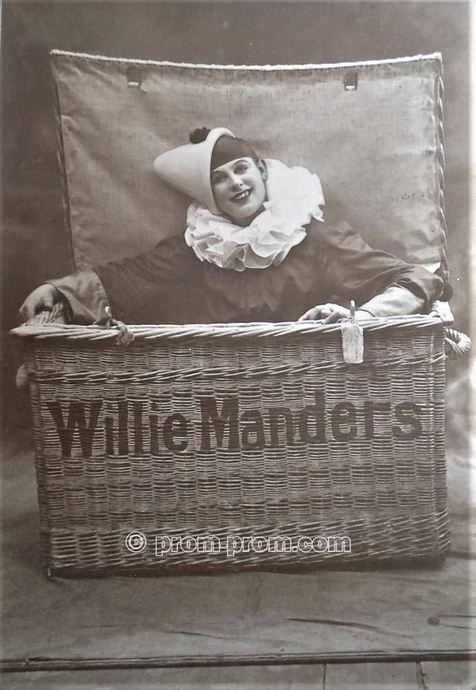 Willie Manders