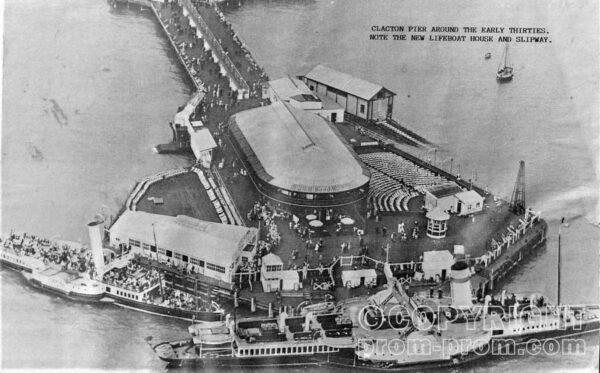 Clacton Pier 2