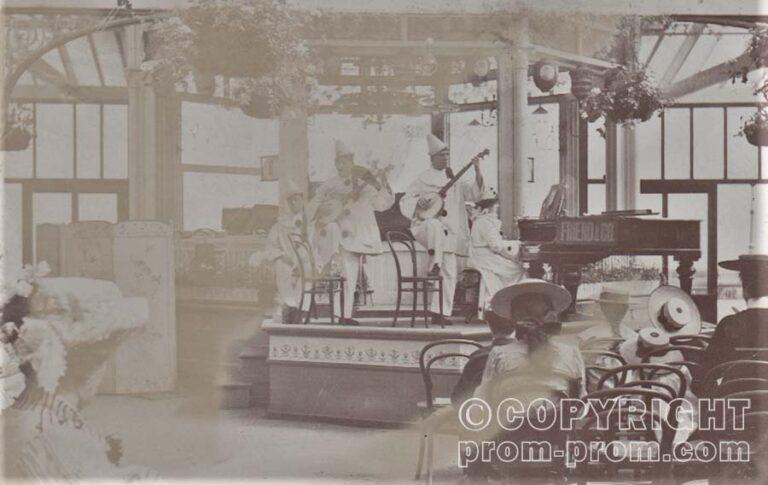 The London Pierrot Team, Bridlington 1904