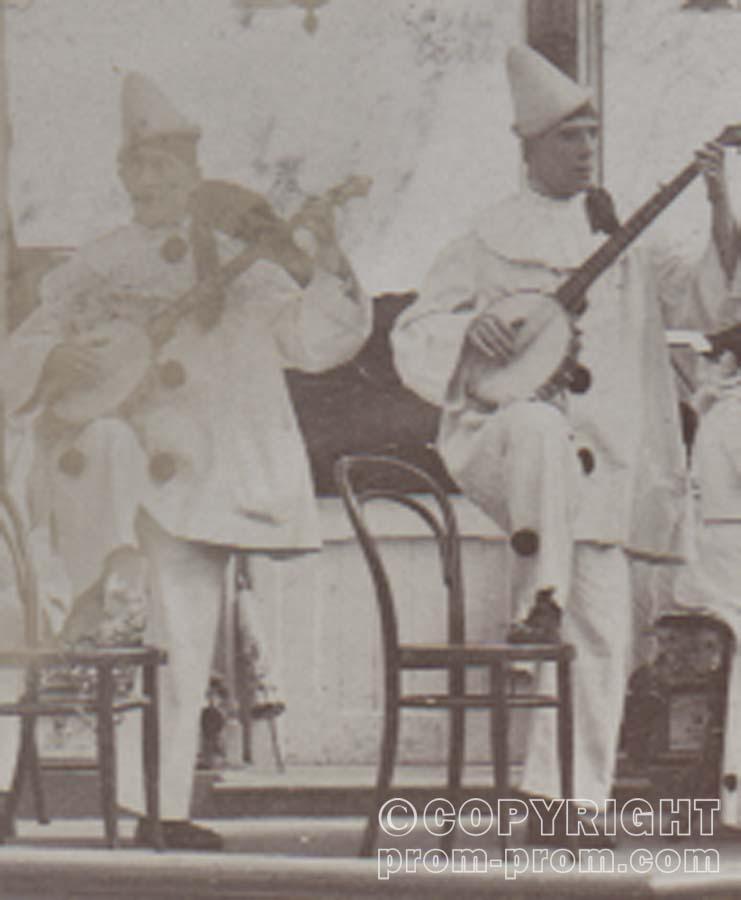 The London Pierrot Team, Bridlington 1904i