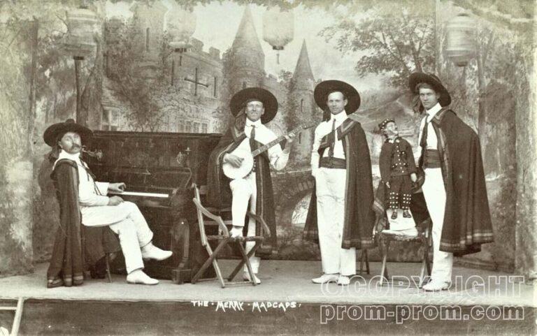 The Merry Madcaps, - Hove (RBC) 1904