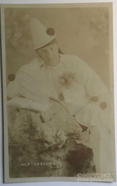Alfred Gresham, Catlin's, Scarborough 1907