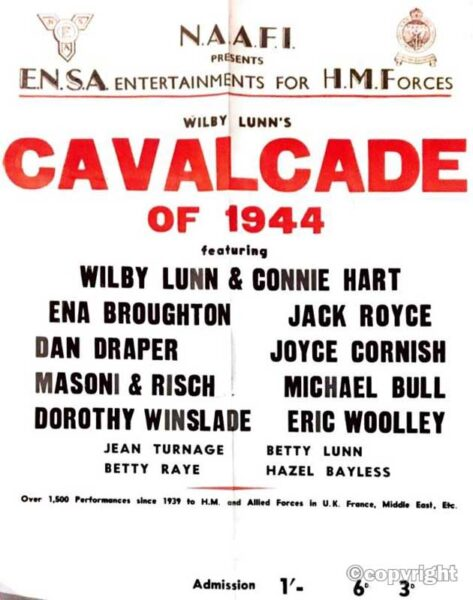 ENSA poster from collection