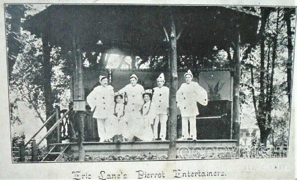 Eric Lane's Pierrot Entertainers