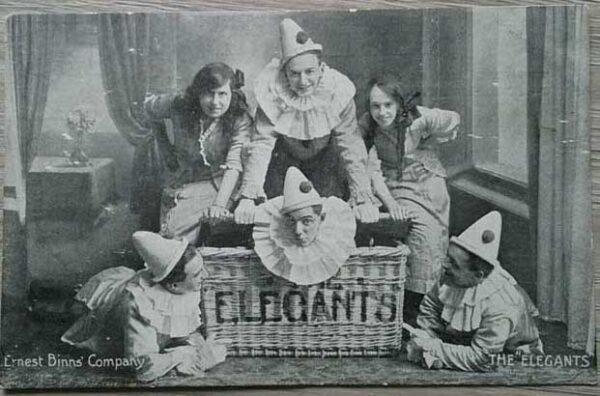 Ernest Binns, The Elegants