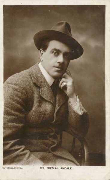 Fred Allandale