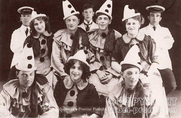 Goodman's Premier Pierrots 4 1910