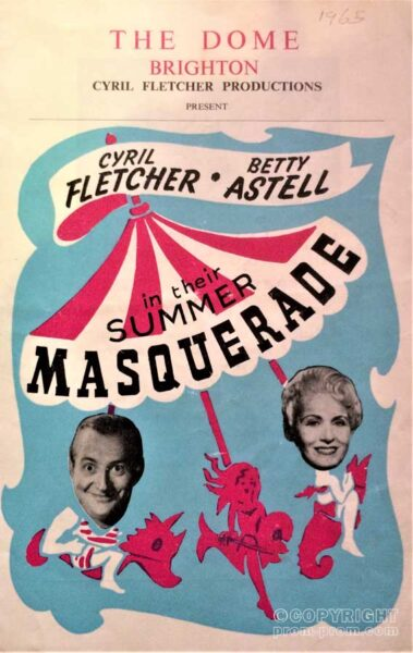 Summer Masquerade The Dome Brighton 1965