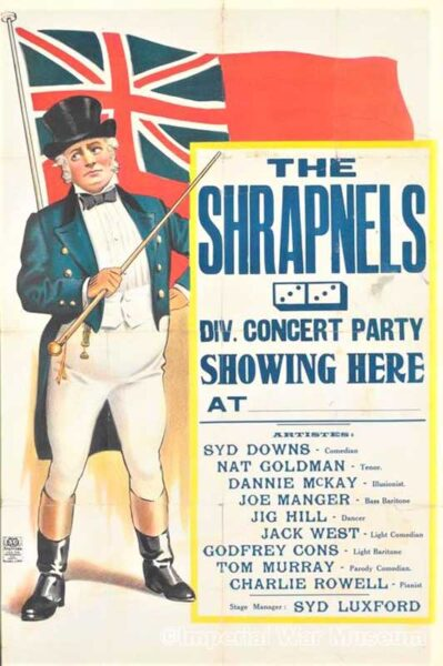 The Shrapnels - IWM archives