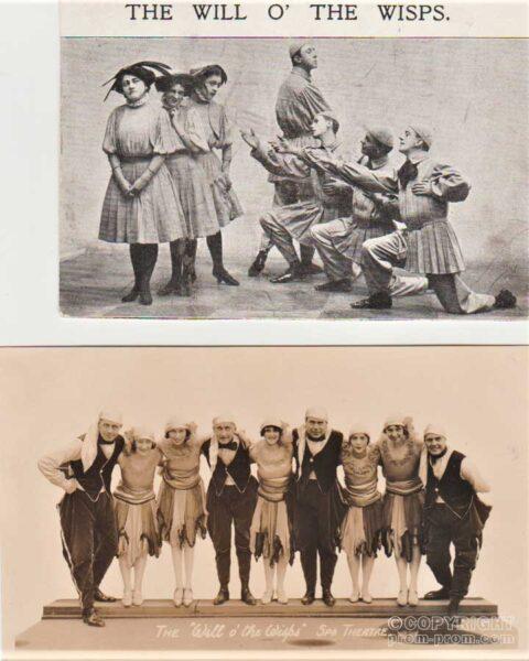 Will o' the Wisps, 1910 & 1926
