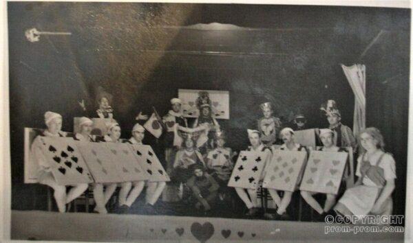British Army German POW Camp Stalag IX Concert Party
