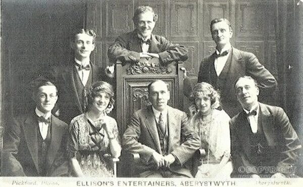 Ellison's Entertainers, 1920 - Aberystwyth TBC (4)
