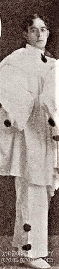 Ernest Hampson's Pierrots Girvan Season 1908