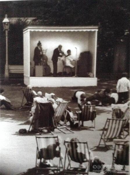 Pavilion Lawns Trio - from Karen Grace