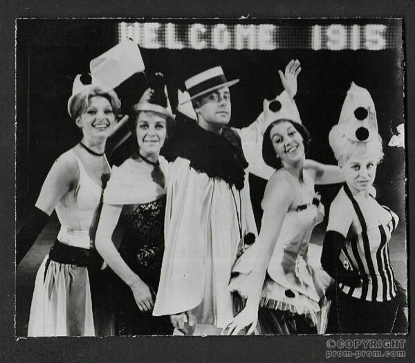 Press Photo 1964 Play - Oh What A Lovely War