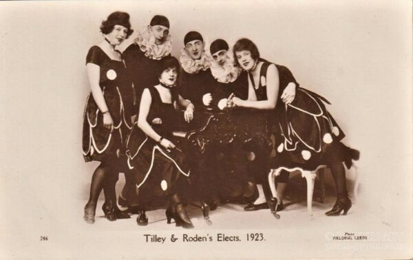 Tilley & Roden's Elects, 1923