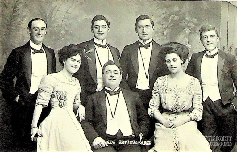 Will Edwards - Gertrude Mayo 1910 (3)