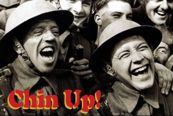 Chin-Up-poster